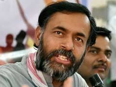 Yogendra Yadav Condemns Shoe Attack On Arvind Kejriwal