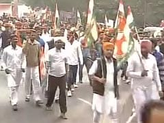 Youth Congress Workers, Protesting 'Intolerance', Detained in Delhi