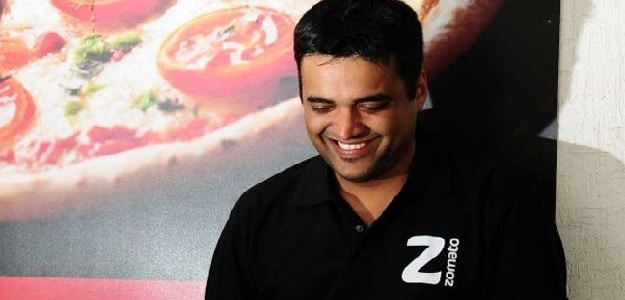 Deepinder Goyal Zomato CEO