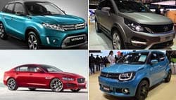 Auto Expo 2016: Upcoming New Cars That May Be Showcased