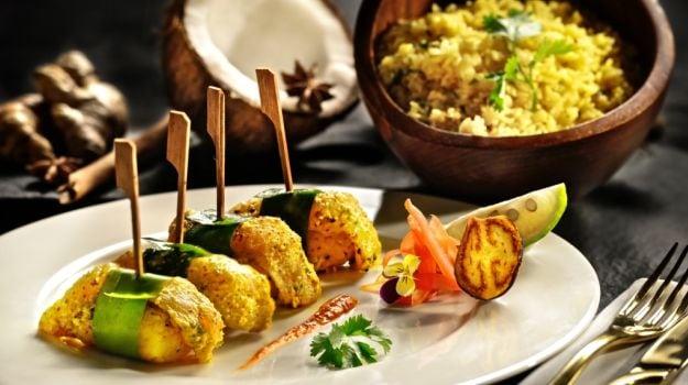 Nothing Short of Magic: Restaurant Review - Amaranta at The Oberoi Gurgaon