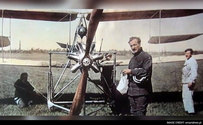 ABS Inventor Gabriel Voisin