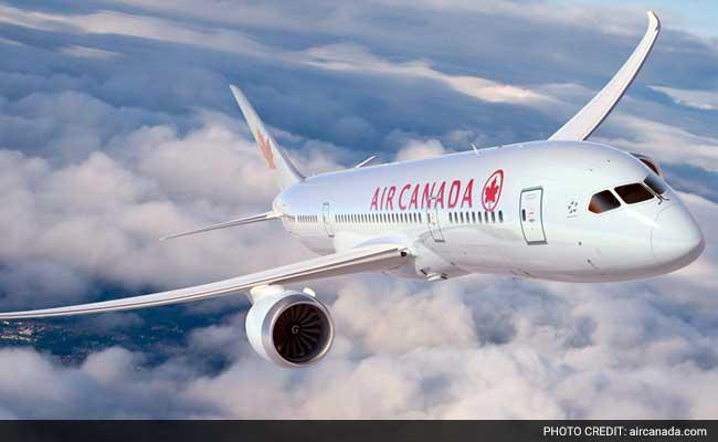 Man Arrested After Alleged Disturbance On Air Canada Plane