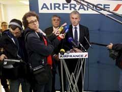 Emergency On Air France Flight A 'False Alarm,' CEO Says