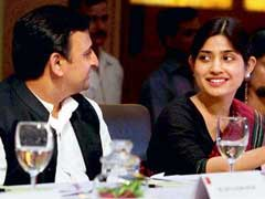 Akhilesh Yadav, Wife Dimple Trapped In Lift For 30 Minutes