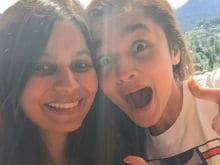 Alia Bhatt, Described by Her Sister Shaheen