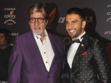 Amitabh Bachchan Can't Get Over Bajirao's 'Nasha'