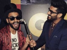 Ranveer's 'Special Message' to Arjun is No Laughing Matter (Seriously)