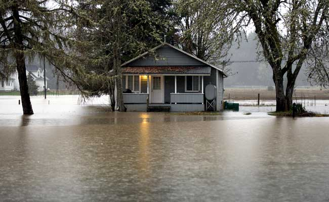 First Major El Nino Storm Hits California