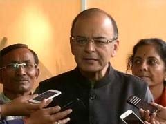 Hope to Meet FY16 Budgeted Fiscal Gap Target: Jaitley