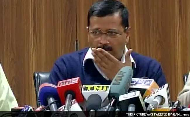 Man Allegedly Attempts Suicide Outside Arvind Kejriwal's Residence