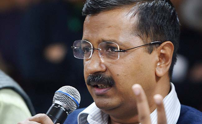 On Valentine's Day, Arvind Kejriwal Will Wait For A Call From Delhi