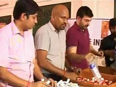 Actor Arvind Swamy Plays Chennai Flood Relief Volunteer In Real Life