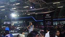 Auto Expo 2016: 79,000 Visitors On the First Day