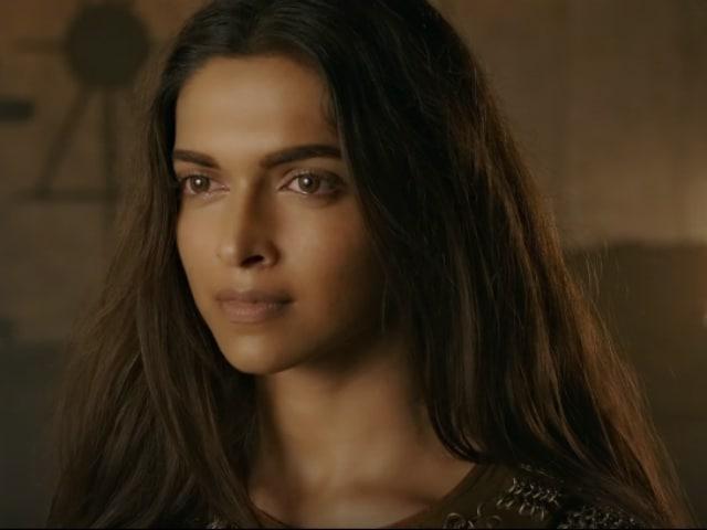Deepika's Mastani is Bhansali's 'Favourite' Character in Bajirao