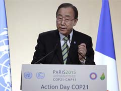UN Chief Warns Paris Talks of Climate Catastrophe