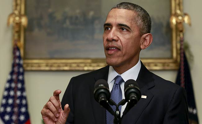 Barack Obama Resolute; Will Not Let Americans Be Terrorised: White House