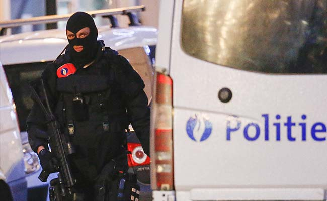 Belgium Holds Five Over 'New Year Plot'