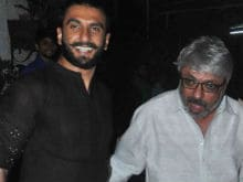 Ranveer Singh is Not in Bhansali's Khalnayak Remake