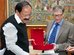 Bill Gates Says Swachh Bharat Partnership With India One of the Best