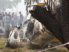 Co-Pilot Of BSF Plane Was To Attend Daughter's Event At School