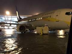 Chennai Airport Flooded, Army Out for Relief as Rain Pounds Tamil Nadu
