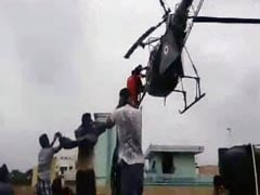 Airlifted Pregnant Woman Delivers Healthy Twin Girls in Chennai