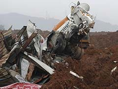 China Province To Probe All Waste Sites After Landslide Disaster