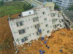 China Makes 5 More Arrests Over Deadly Shenzhen Landslide: Reports
