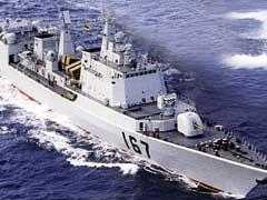 चीन ने 31वें स्टील्थ युद्धपोत का जलावतरण किया