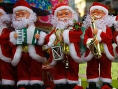 Braving Unusual Winter Chill, Mumbai Celebrates Christmas