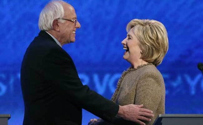 US'S Bernie Sanders Apologizes To Hillary Clinton Over Campaign Data Breach