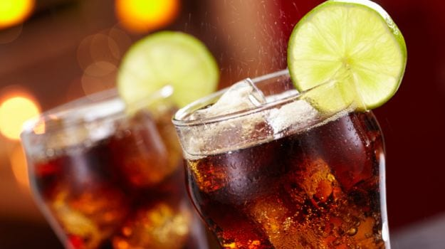 Sugary Drinks Can Up Dangerous 'Deep' Fat
