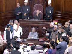 Congress Disrupts Parliament Over Arunachal; Government Says It Has No Role