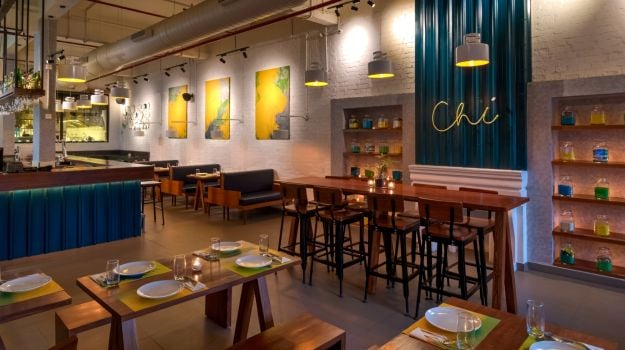 Chi Asian Cookhouse, Connaught Place - Delhi