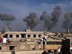 Dozens Killed In Strikes On Syrian School District, Other Areas