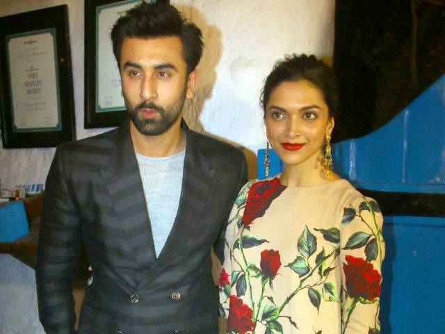 No Tamasha, Deepika Padukone is Happy For Ranbir Kapoor ...