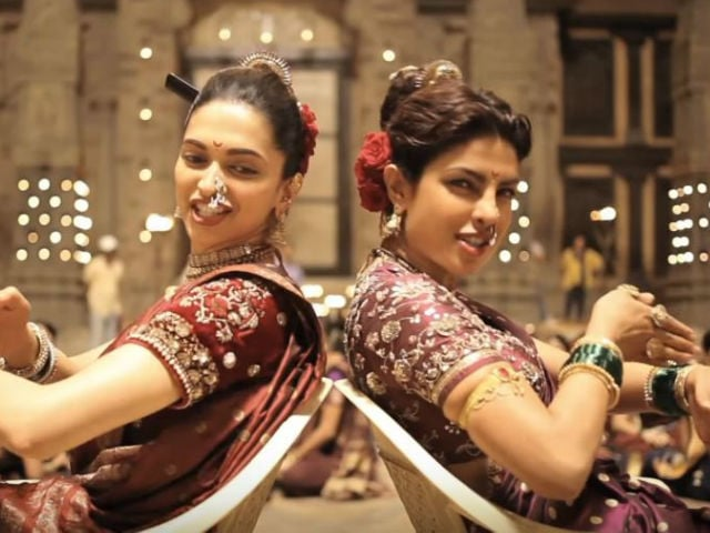 How Priyanka, Deepika Shot Pinga. It Wasn't Easy