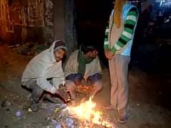 Cold Wave Grips Delhi, MeT Predicts Overcast Conditions