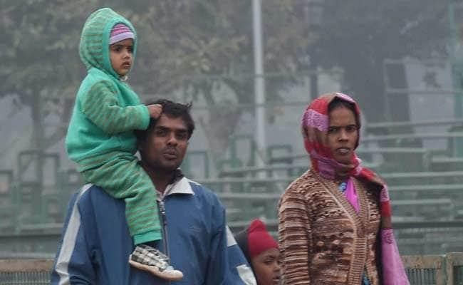 Warm Weather Prevails In Delhi
