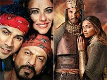 After Two Weekends, Dilwale and Bajirao Mastani Are Almost at Par