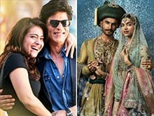 Here's How Bajirao Mastani and Dilwale Fared Over the Weekend