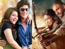 Dilwale Scores Box Office Century, Bajirao Mastani Will 'Overtake Soon'