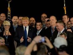 Donald Trump Postpones Trip To Israel