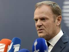 Donald Tusk Heads To Cyprus, Turkey In Bid To Finalise Migrant Deal