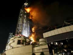 16 Injured as Huge Fire Erupts At Dubai Hotel Ahead Of New Year Celebrations: Government