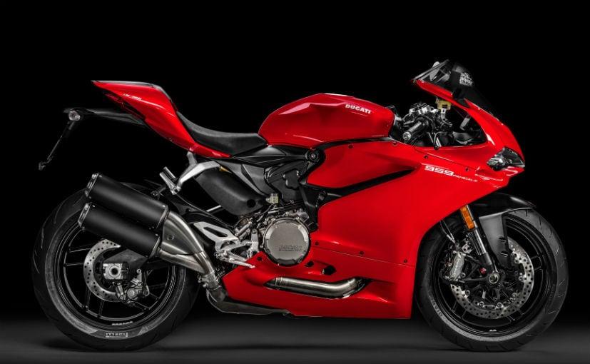 2016 US Spec Ducati 959 Panigale