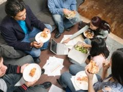 Eating with Colleagues Boosts Productivity: Cornell Study