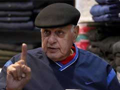 Bihar Court Orders Registration Of Case Against Farooq Abdullah