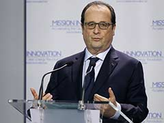 Terrorism, Climate Change On Agenda During French President's Visit